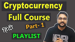 Course Intro | Part 1 - Bitcoin and Cryptocurrency Course |  Hindi