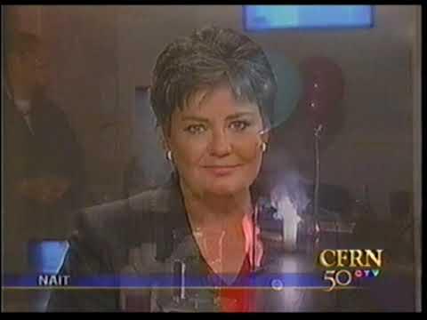 CFRN 50th Anniversary October 17, 2004