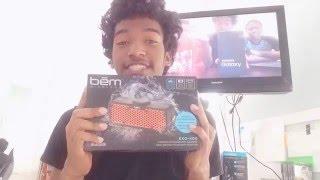 BEM Waterproof💦 Wireless Bluetooth Speaker - Review! Wow!! (WATERPROOF Test!!!)