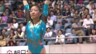 寺本明日香 Asuka teramoto 2015 Japan 跳馬 女子 体操 Women