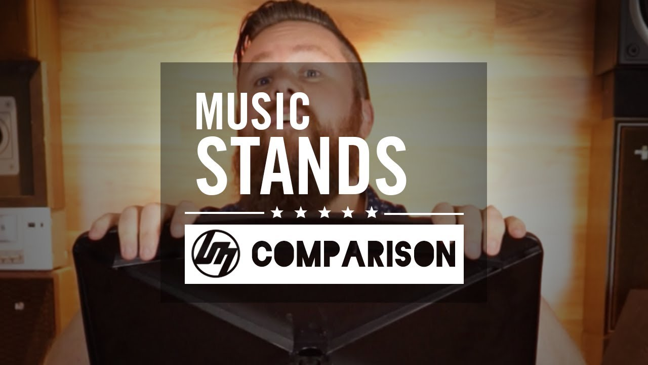 Music Stand Comparison | Better Music