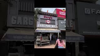 Garg Puri Wale, Ambala(4 Sabzi + Puri) #Shorts