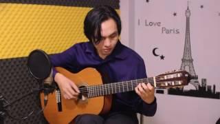 Nguyễn Bảo Chương - Thành Phố Buồn - Guitar solo (Guitar Fingerstyle)