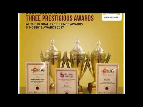 Your favorite Mahadhan bags three prestigious awards