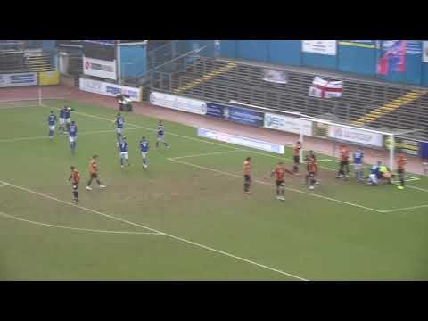 Carlisle Bradford Goals And Highlights