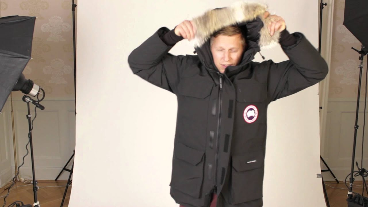 ... Canada Goose Jacka Expedition Parka - YouTube Mens ...
