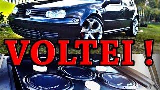Golf GTi + Som SPL