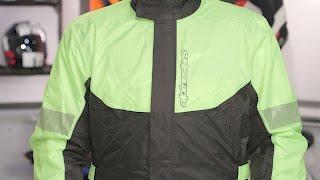 Alpinestars Hurricane Rain Jacket Pants & Suit Review at RevZilla.com