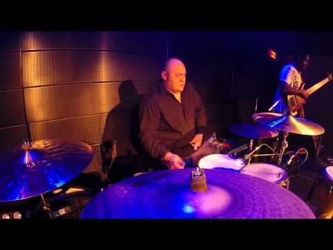 Drum cam with Emmanuel Jal