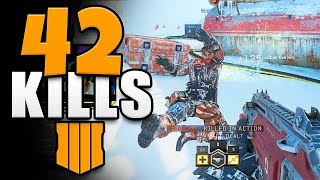 42 KILL GAME! - Call of Duty Black Ops 4!