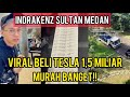 TIKTOK VIRAL INDRAKENZ BELI TESLA JAM 3 PAG 1,5 MILIAR MURAH BANGET!!