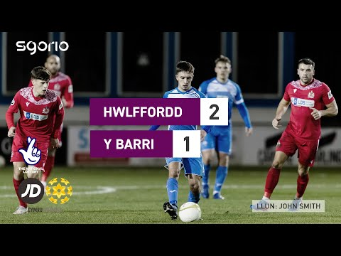 Haverfordwest Barry Goals And Highlights
