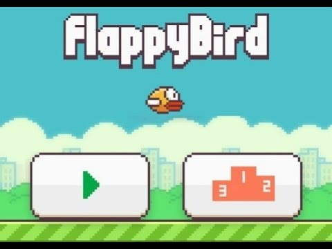 Amazing Flappy Bird God Mode Hack! IOS (2014)