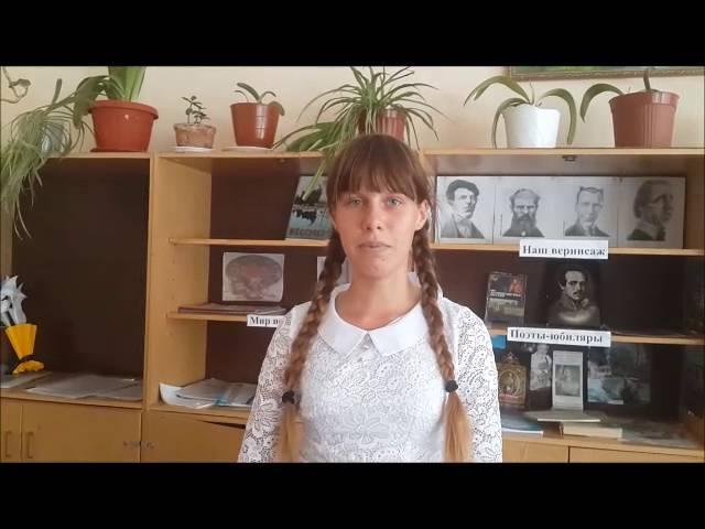 Вероника Галкина читает произведение «Матери» (Бунин Иван Алексеевич)