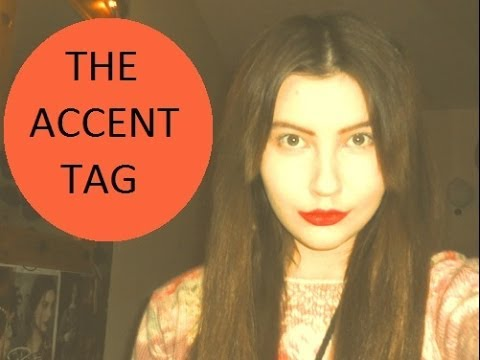 THE ACCENT TAG - Ireland, Galway