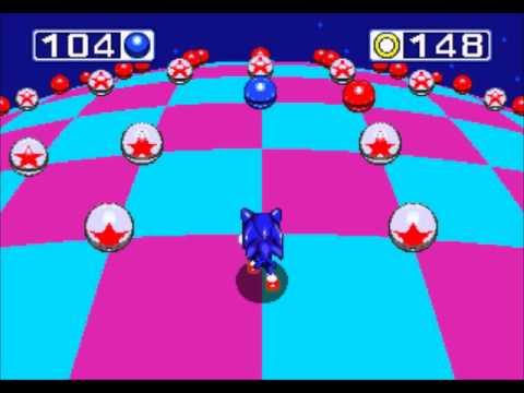 Sonic 3&K - Special Stage (VGM Karaoke)