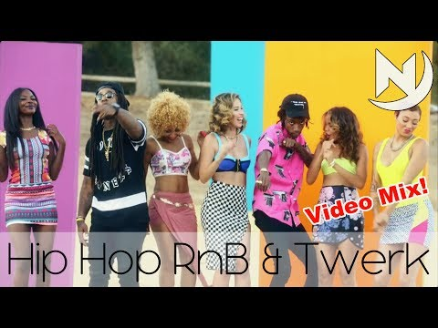 Hip Hop Urban RnB 2017   New Black & Twerk / Trap Party Mix   Best of Club Dance Charts Mix #50