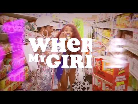 Dai Burger - Where My Girls (Official Music Video)