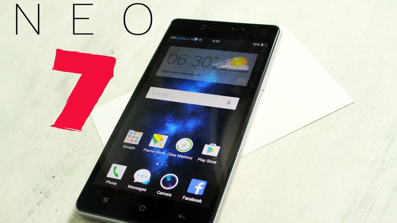 Oppo Neo 7 Review  Best  100 Phone