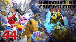 Digimon Story Cyber Sleuth   Part 44 Chapter 14 Sidequests