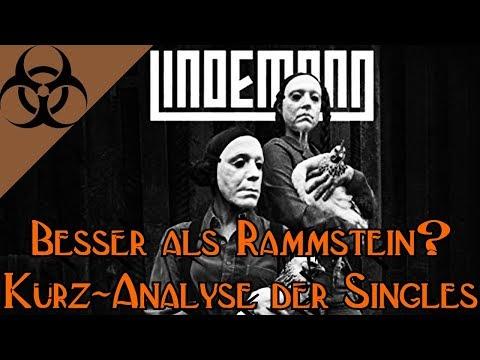 Download Lindemann - Die 3 neuen Singles / Besser als Rammstein? Mp4 baru