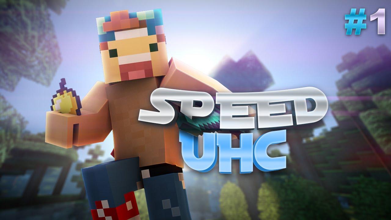 MINECRAFT SPEED UHC! EP.9