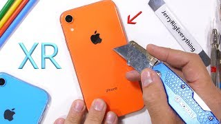 iPhone XR Durability Test - is the