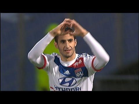 But Maxime GONALONS (5') - Olympique Lyonnais - SC Bastia (5-2 / 2012-13