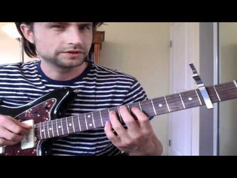 How To Play Remembering Sunday By All Time Low Easy Guitar