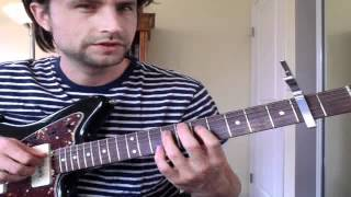 "How to Play ""Remembering Sunday"" by All Time Low (Easy Guitar Lessons)"