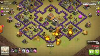 clash of clans: clans war log [ khmer super war ].