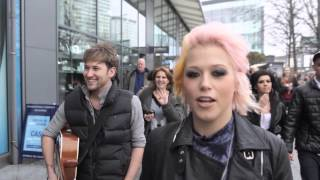 Amelia Lily Party Bus Day 3