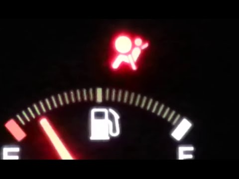 DIY fix for your car\u0027s intermittent airbag/seat belt light - YouTube
