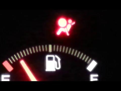 2006 Hyundai Sonata Airbag Light On Dashboard