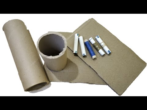 5 Beautiful Home Decor and Organizer From Waste Material | Easy DIY Projects