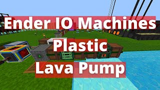 FTB Revelations Ep10 - Ender IO Machines & Plastic | Modded Beginner Guide