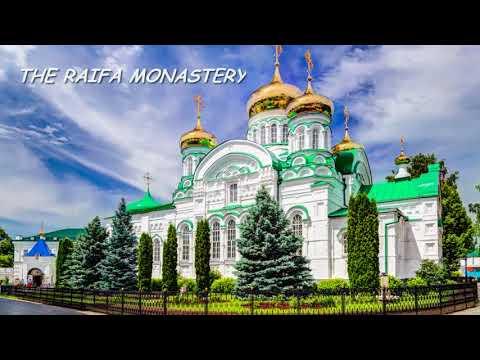 KAZAN: THE PANORAMIC TOUR (AND RAIFA MONASTERY)