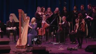 Performance: Song of the Sun; exploration of harp beyond classical world | Timbre | TEDxNashville