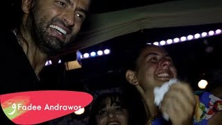 Fadee Andrawos -  Jordan Surprise & Fans on Stage (2019)