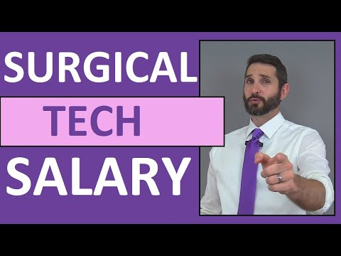 Surgical Tech Salary | Surgical Assistant Income, Programs, Job Duties
