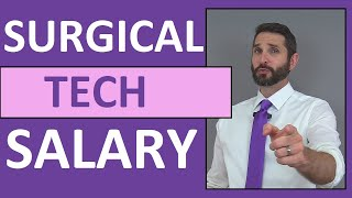 Surgical Tech Salary