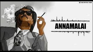 Annamalai X Petta Bgm Remix ||Ringtone ||SSK OFFICIAL TAMIL
