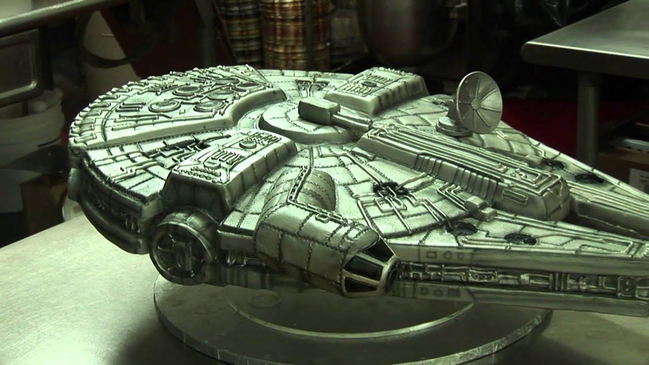 Star Wars Cake Dallas