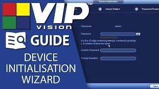 VIP Vision Pro 16CH 12MP H.265 No-PoE IP NVR No-HDD 2x SATA video