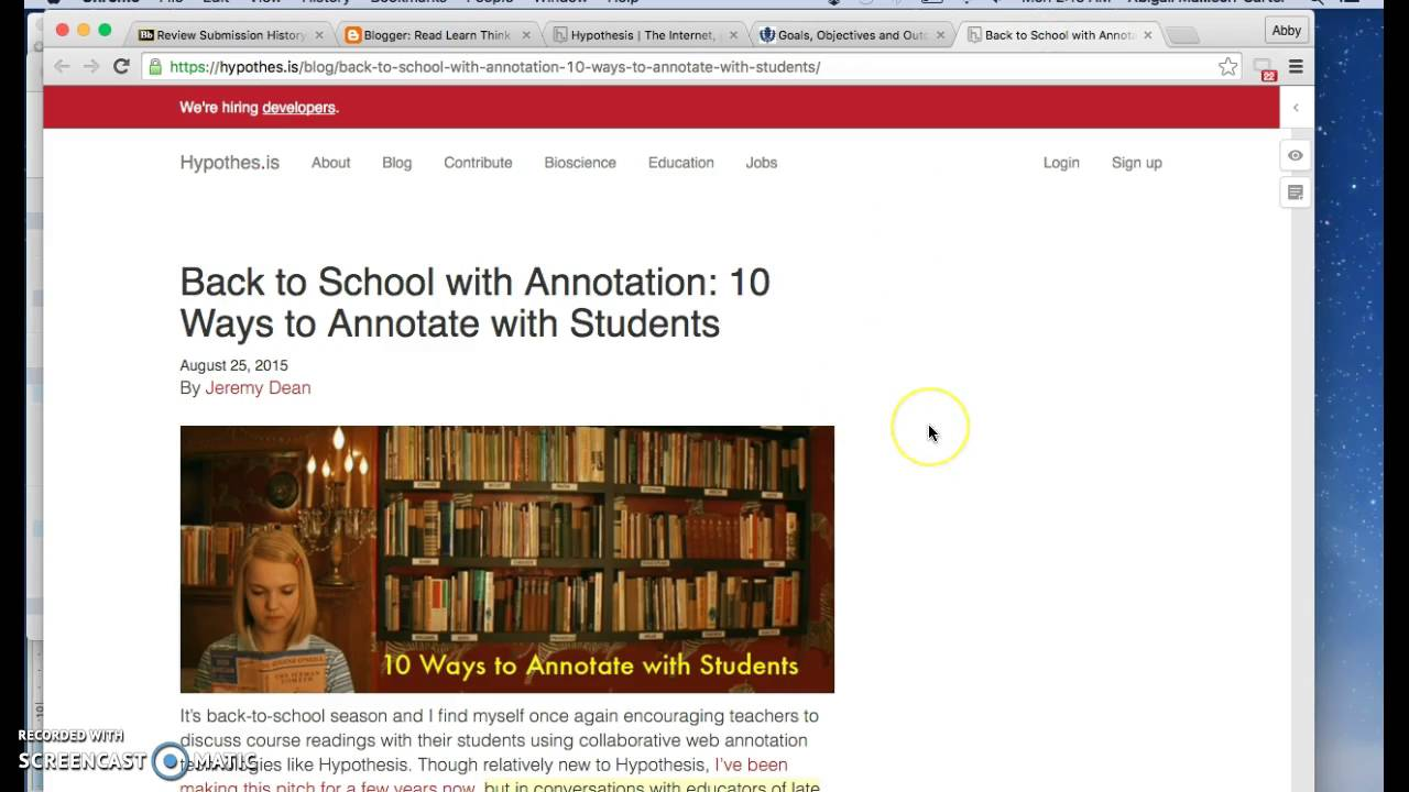 With Web Annotation, You Can Comment on Any Page—But Should You?