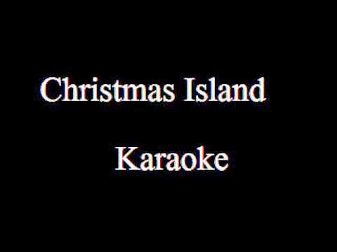 Christmas Island Karaoke
