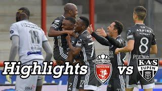 Highlights Matchday 9//  Royal Excel Mouscron vs. KAS Eupen 0:2