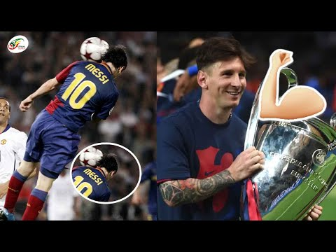 Les records majestueux de Lionel Messi en Ligue des Champions