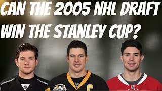 CAN THE 2005 NHL DRAFT WIN THE STANLEY CUP? | NHL 18 | ARCADE REGIMENT