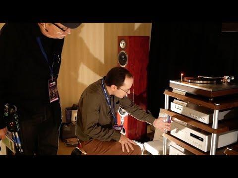 NY Audio Show 2017: Luxman, Ohm Audio, Mytek | Stereophile